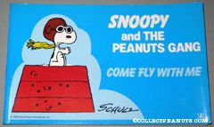 Snoopy & the Peanuts Gang - Come Fly with Me