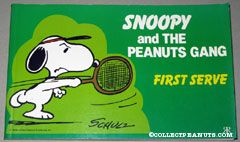 Snoopy & the Peanuts Gang - First Serve