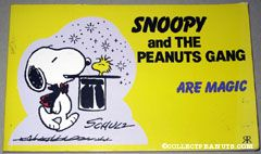 Snoopy & the Peanuts Gang - Are Magic