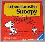 Lebenskunstler Snoopy