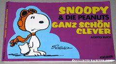 Snoopy & Die Peanuts Ganz Schon Clever