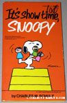 It's Showtime, Snoopy