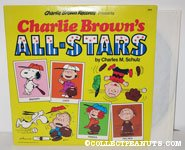 Charlie Brown All-stars storybook record