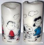 Snoopy & Peanuts Candles