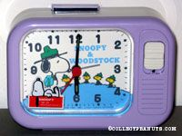 Snoopy & Beaglescouts on hike Alarm Clock