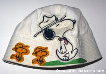 Snoopy and the Beaglescouts walking Hat