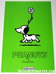 Peanuts #4 First Appearance Cover - Snoopy