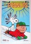 Peanuts #1 - Snoopy & Charlie Brown on Sled