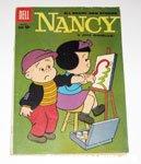 Nancy and Sluggo with Peanuts Comic inside