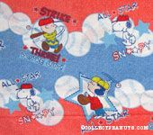 Lucy, Charlie Brown and Snoopy