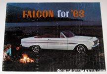 1963 Ford Falcon Brochure