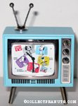 50 Years of Snoopy TV Set Figurine