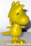Woodstock standing PVC Figurine