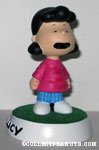 Lucy yelling Figurine