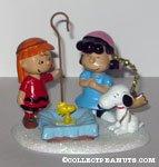 'Peanuts Pageant' Figurine