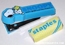 Snoopy Stapler