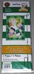 Peanuts Gang & Clovers Mini Flag