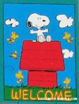 Welcome Snoopy