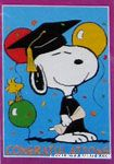 Peanuts & Snoopy School & Graduation Flags