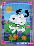 Peanuts & Snoopy Flags
