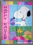 Snoopy & Woodstock with Eggs