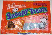 Whitman's Snoopy Treats
