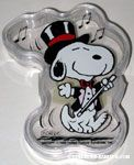 Snoopy dancing in top hat & tux Candy Container