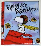 Flying Ace Adventures notebook Candy Container