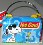 Joe Cool & Woodstock Candy Lunchbox