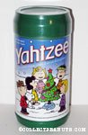 Peanuts Christmas Yahtzee