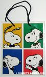 Multiple Poses Snoopy in a bow tie