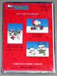Peanuts 3 Cards Designs, Hallmark Christmas Cards