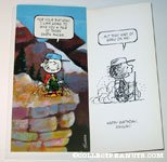 Pigpen 'Earth Shoes' Birthday Greeting Card