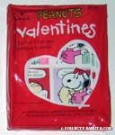 Joe Cool wearing Heart Shaped glasses Box of Valentine Cards