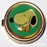 Peanuts & Snoopy Button Covers