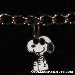 Snoopy Joe Cool Charm Bracelet