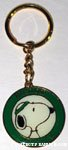 Snoopy Boston Celtics Keychain