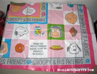 Peanuts & Snoopy Tablecloths