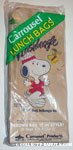 Snoopy Flashbeagle and Woodstock Lunch Bags