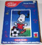 Peanuts & Snoopy Latch Hook Kits