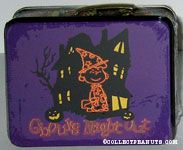 Lucy as Witch Lunch Box