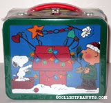 Charlie Brown and Snoopy Lunch Box