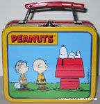 Peanuts & Snoopy Lunch Boxes & Lunch Bags