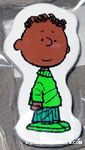 Franklin Wooden Magnet