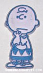 Thoughtful Charlie Brown Magnet