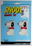Snoopy Sitting Magnets