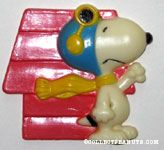 Peanuts & Snoopy Butterfly Originals Magnets