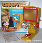Snoopy Drive-in Movie Theater