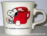 Snoopy and Hot Chocolate