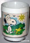 Dazed Snoopy Mug